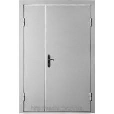 двери противопожарные двупольные дпм 02х60